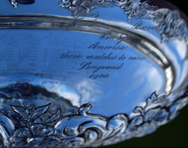 1900 Winner Engraved on Club's cup